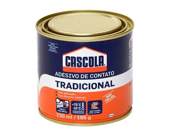 Cola Cascola Tradicional 195G