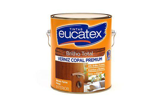 Verniz Copal Eucatex  900 ML