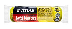 Rolo Espuma 15Cm Atlas Amarelo At407