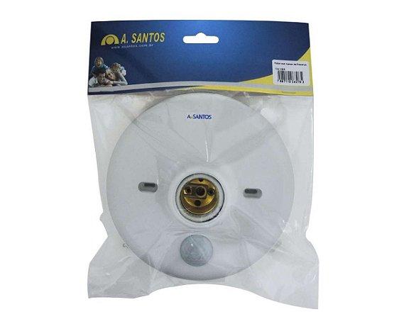 Plafon C/Sensor Presença  4508