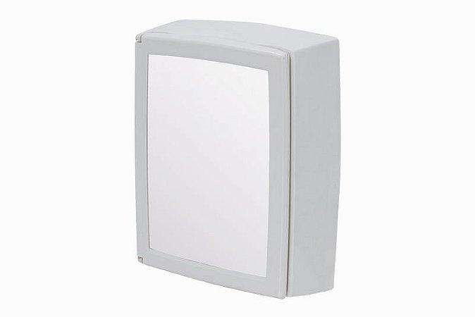 Armário Plástico Reversível Astra Branco