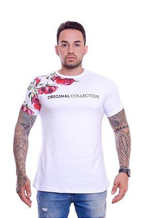 Camiseta OC Confort Viot Branco