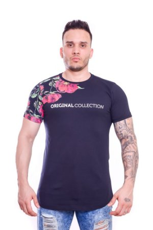 Camiseta OC Confort Viot Preto
