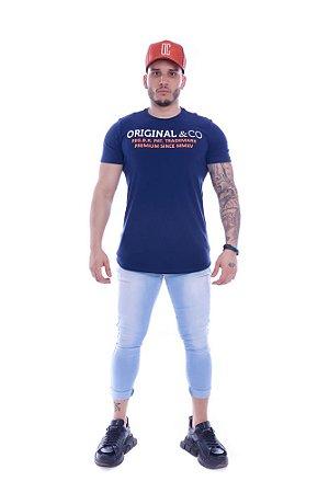 Camiseta OC Exclusive Kansas Azul
