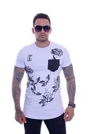 Camiseta Oc Exclusive Verse Branco