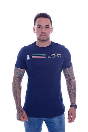 Camiseta OC Confort Veneza Marinho