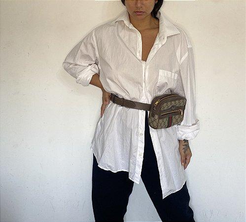 Camisa Branca Oversized
