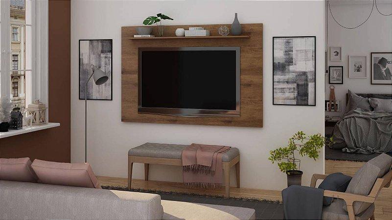 Painel para TV até 65'' Arizona Gelius Madeirado 107x160x18