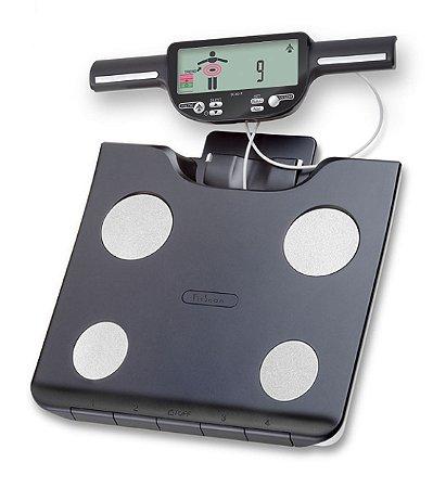 Balança de Bioimpedância Tanita BC-601FS com Cartão SD Monitor de Composição Corporal Segmentar