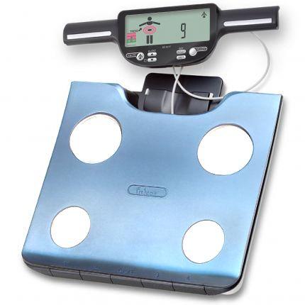 Balança de Bioimpedância Tanita BC-603FS com Cartão SD Monitor de Composição Corporal Segmentar