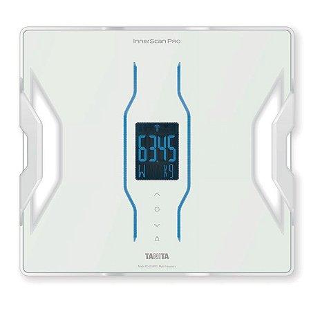 Balança de Bioimpedância Tanita RD-953 InnerScan Pro multifrequencial para análise corporal segmentar via bluetooth