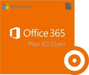Office 365 Plan E3 Open