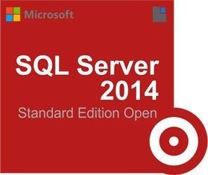 SQL Server 2014 Standard Edition Open