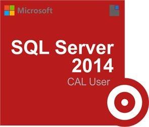 SQL Server 2014 CAL User (SQL CAL por Usuário)
