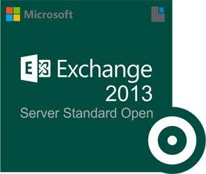 Microsoft Exchange Server Standard 2013 Open