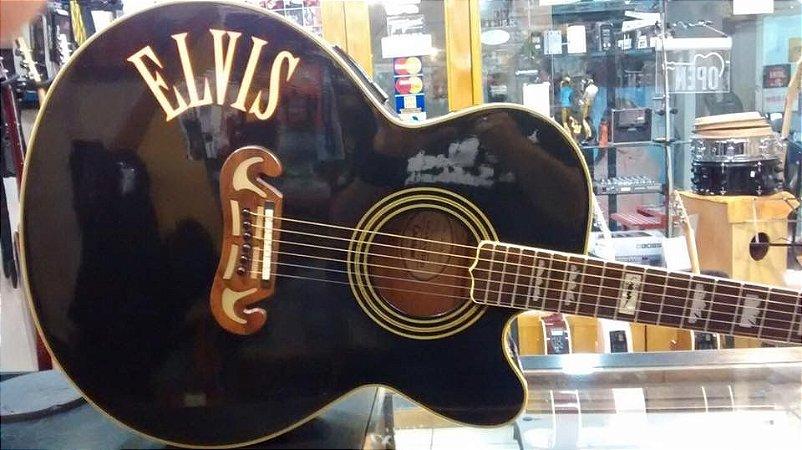 Violão Epiphone Elvis serie limitada
