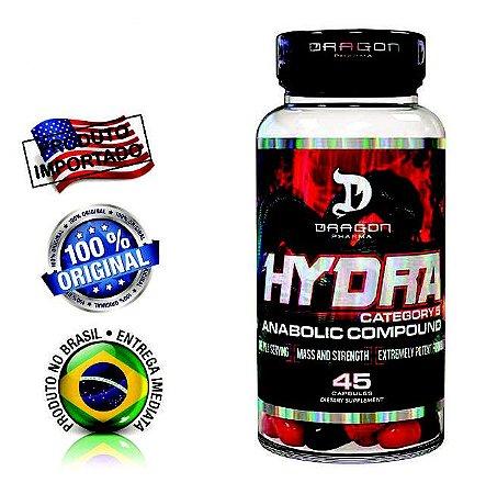 HYDRA - Ciclo Anabolico -  45 Caps - Importado 100% Original