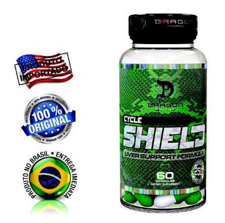Cycle Shield 60 Cápsulas - Dragon Pharma - TPC