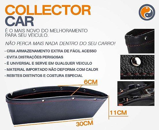 12 Unidades COLLECTOR CAR  Porta Treco Veicular Todos Modelos De Carros