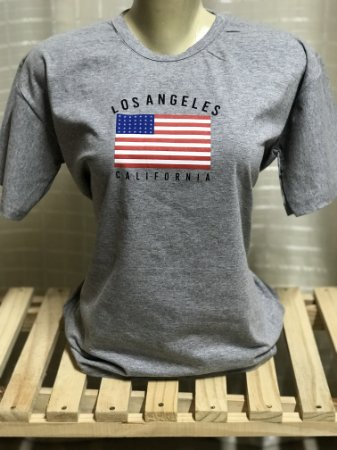 T-shirt Los Angeles California