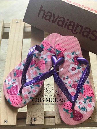 Havaianas Kids Flores