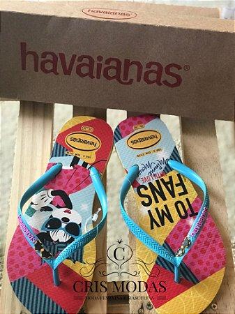 Havaianas Disney Cool
