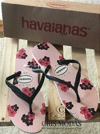 Havaianas Fant Romant