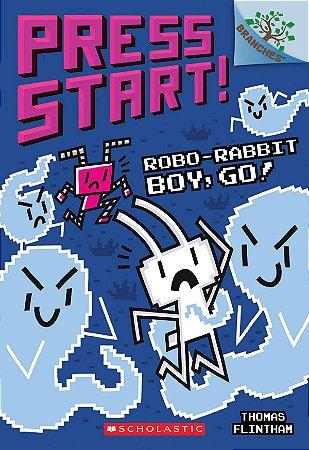 Branches - Press Start!: Robo-Rabbit Boy, Go!