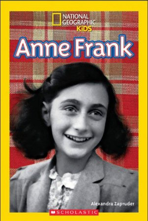National Geographic Kids Readers: Anne Frank