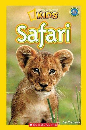 National Geographic Kids Readers: Safari