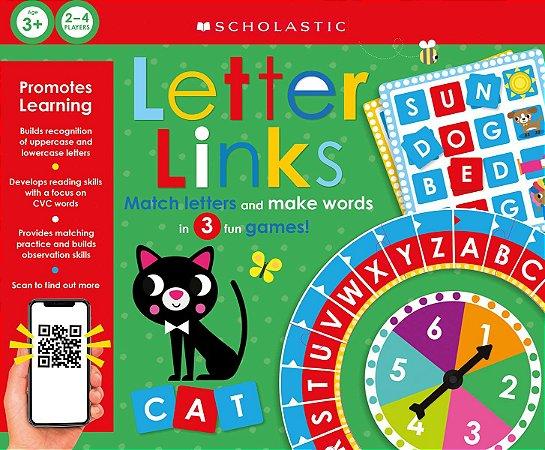 Letter Links Game