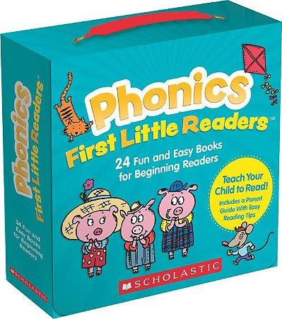 Phonics First Little Readers