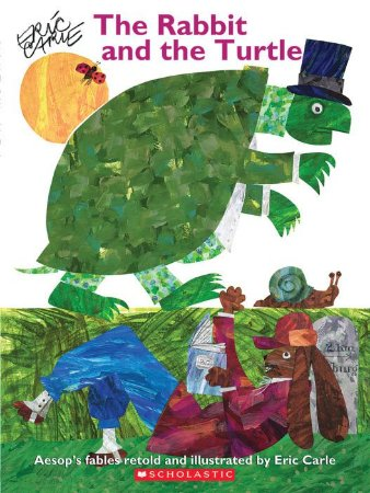 The Rabbit and the Turtle Eric Carle