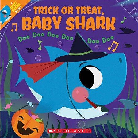 Trick or treat Baby Shark