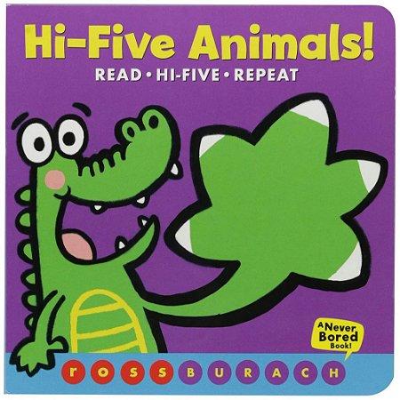 Hi-five animals