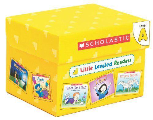 LITTLE LEVELED READERS A BOX SET- LEVEL A- 75 BOOKS