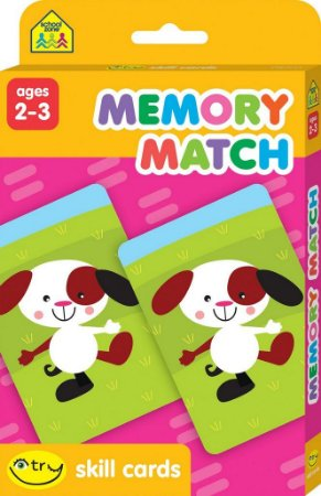 MEMORY MATCH I TRY - SKILL CARDS