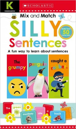 MIX AND MATCH SILLY SENTENCES SCHOLASTIC