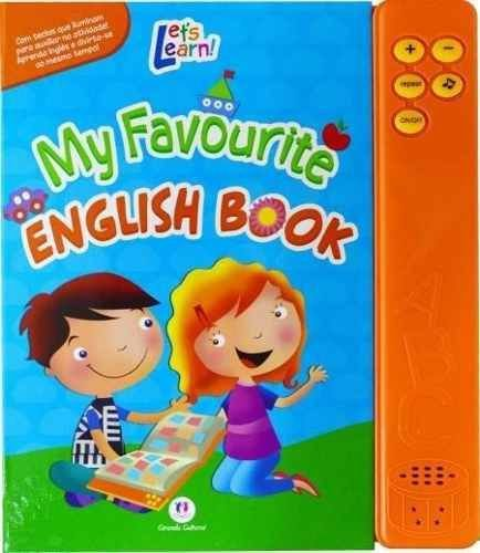 MY FAVOURITE ENGLISH BOOK