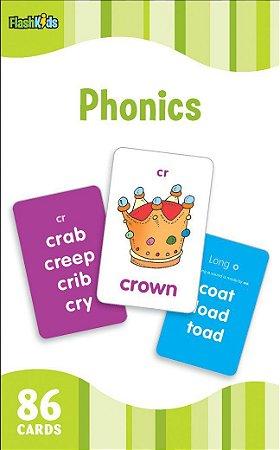 PHONICS - FLASH KIDS FLASH CARDS