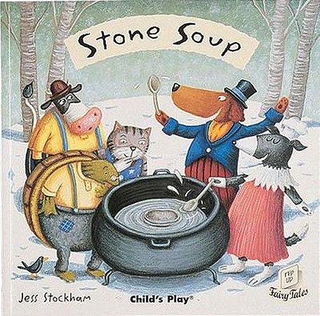 STONE SOUP- FLIP FLAP