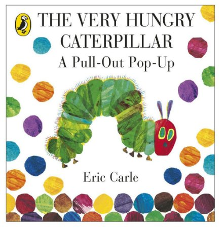 THE VERY HUNGRY CATERPILLAR A PULL-OUT POP-UP BOOK