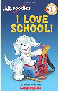 NOODLES: I LOVE SCHOOL