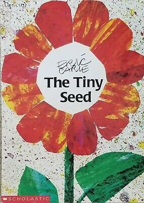THE TINY SEED- ERIC CARLE