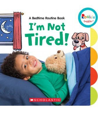 IM NOT TIRED