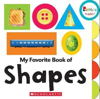 MY FAVORITE BOOK OF SHAPES