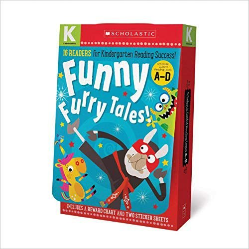 Funny Furry Tales - 16 readers boxed set
