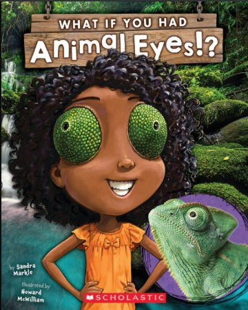 What If You Had An Animal Eyes