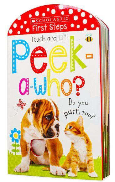 Peek A Who: Do You Purr, Too?