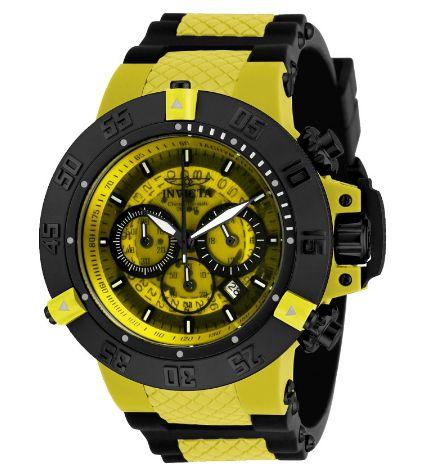Relógio Invicta Subaqua Original 0934